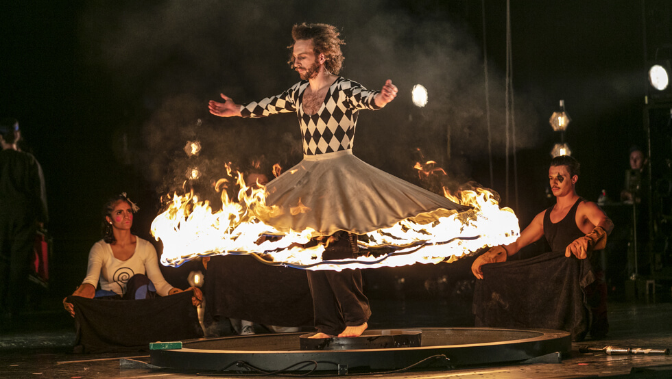 ★★★★  ANMELDELSE: CIRCUS DAYS AND NIGHTS  STUHR NUMMER I MALMØ